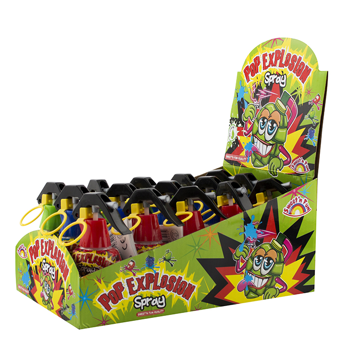 Pop Explosion Spray 50ml