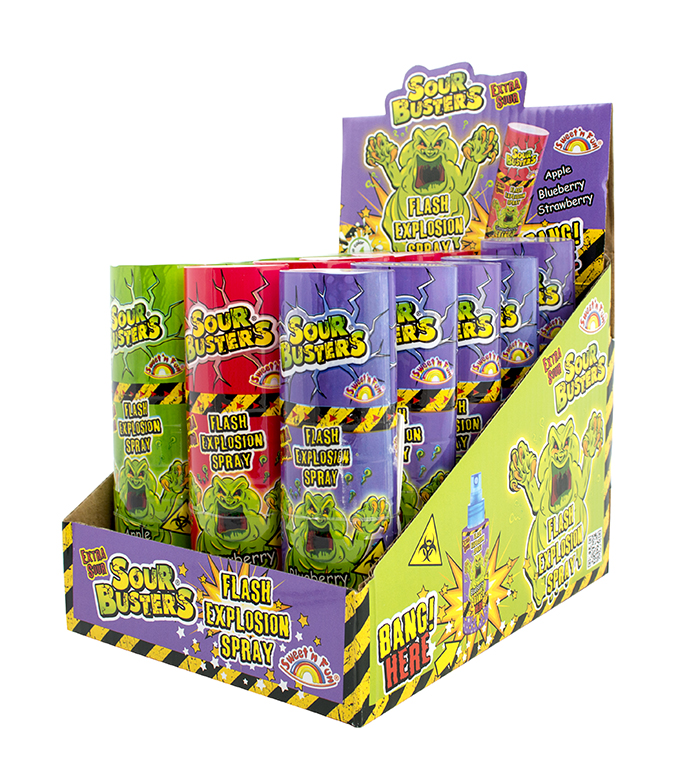 Sour Busters Flash Explosion Spray 25ml