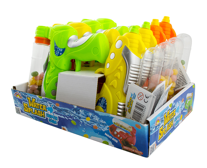 Water Splash Super Gun želé 25g