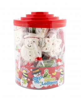 Xmas Lollipop 30ks lízanka 50g