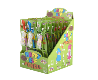 Wooden Line Happy Elf ceruzka s cukr.3g